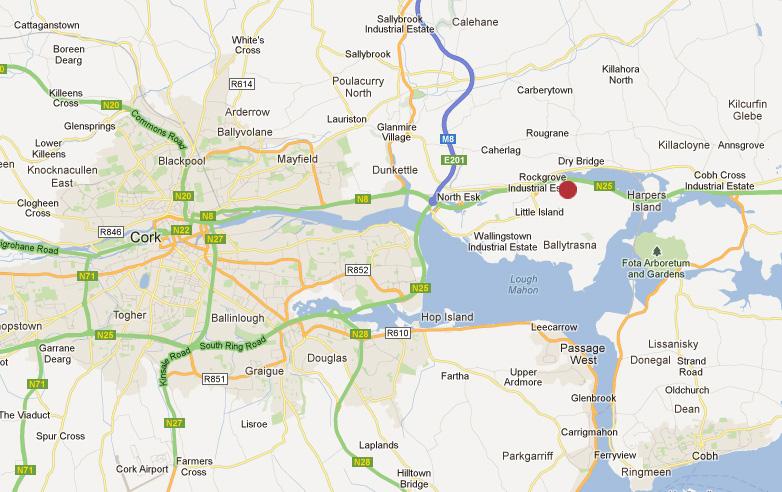 Cork Express Pallets Ltd., Unit 16, GB Business Park, Little Island, Co Cork, Ireland
